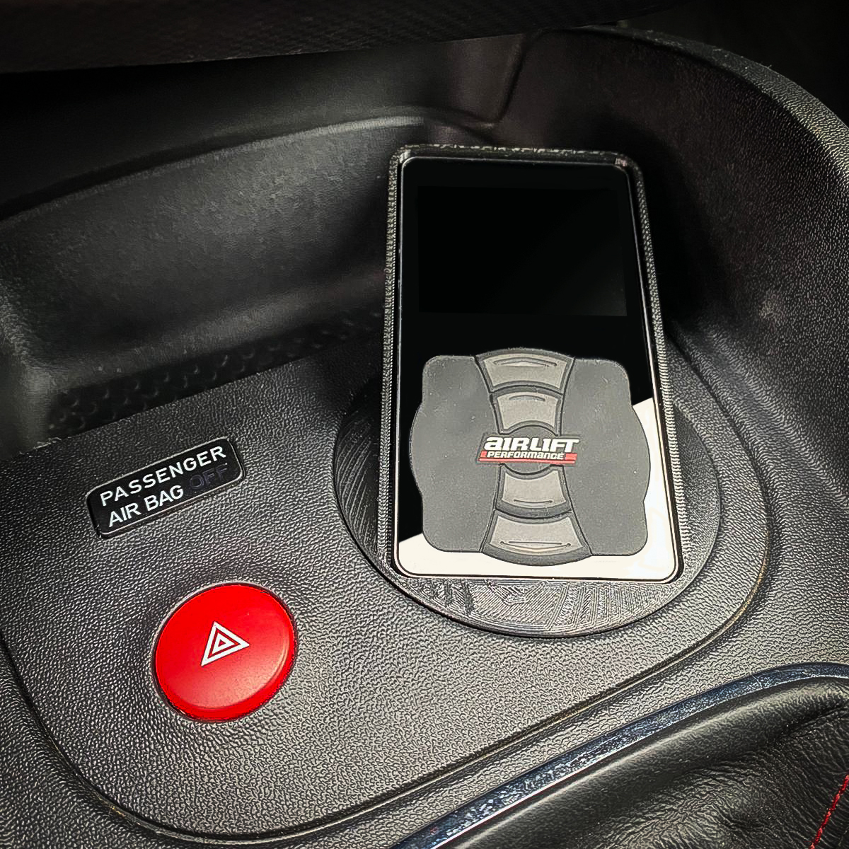 Halterung Seat Leon 1P Airlift/Accuair Touchpad