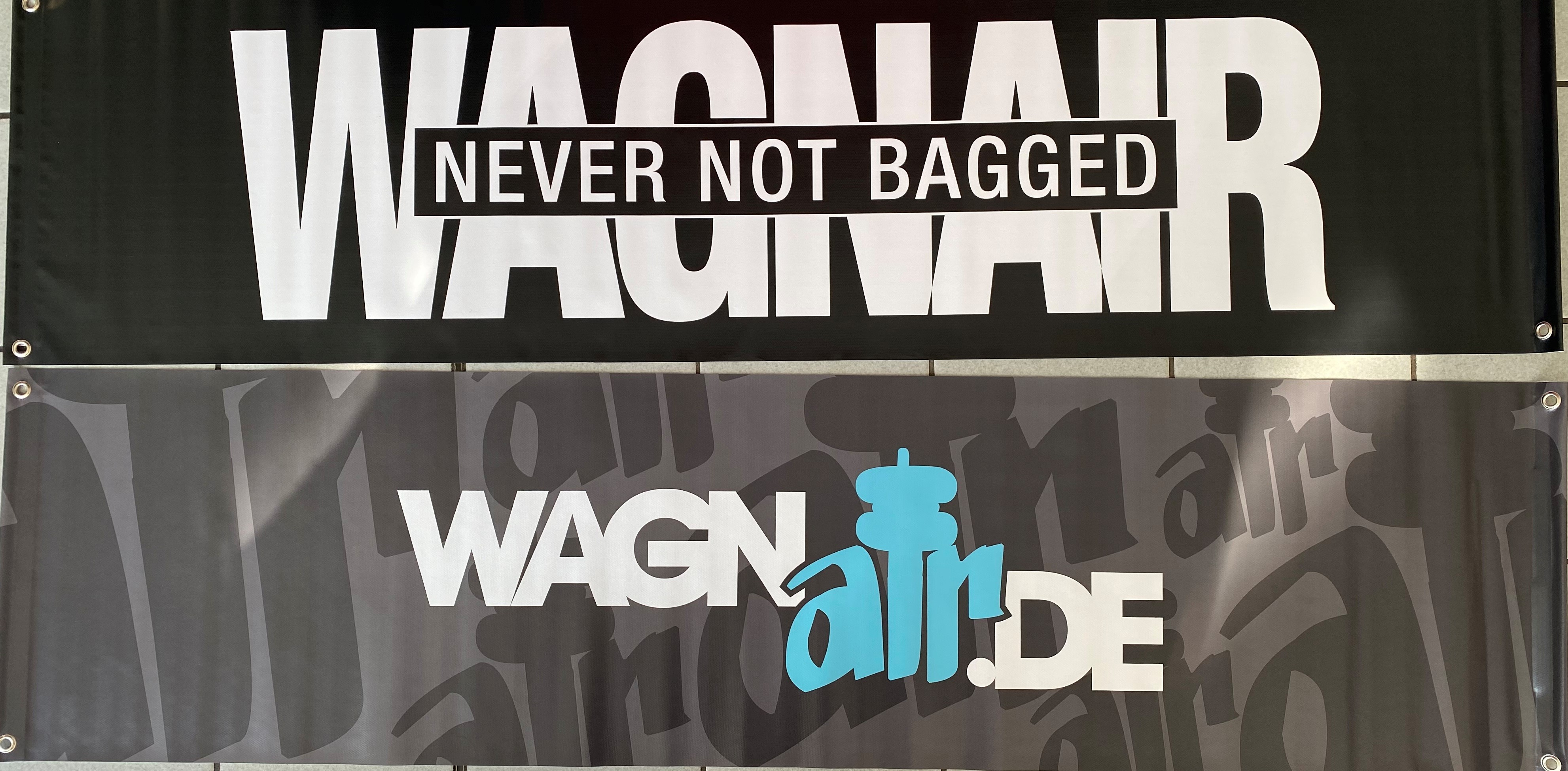WagnAir Shop Banner
