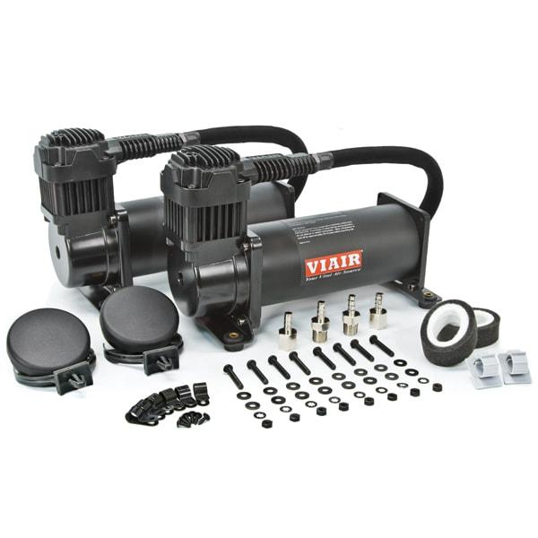 Viair 444c Kompressor Dual Pack schwarz