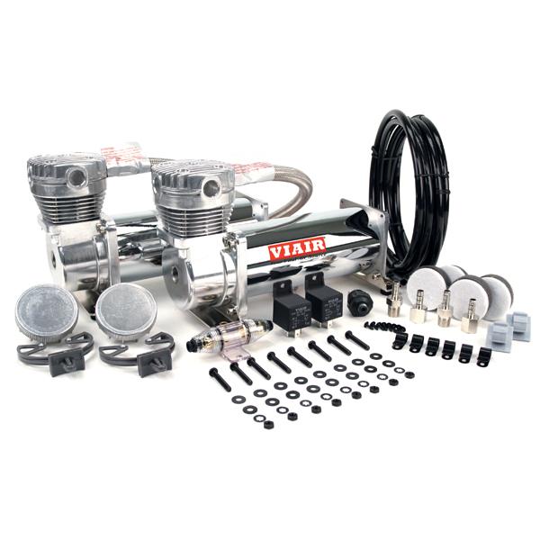 VIAIR 480C Kompressor chrom Dual Pack