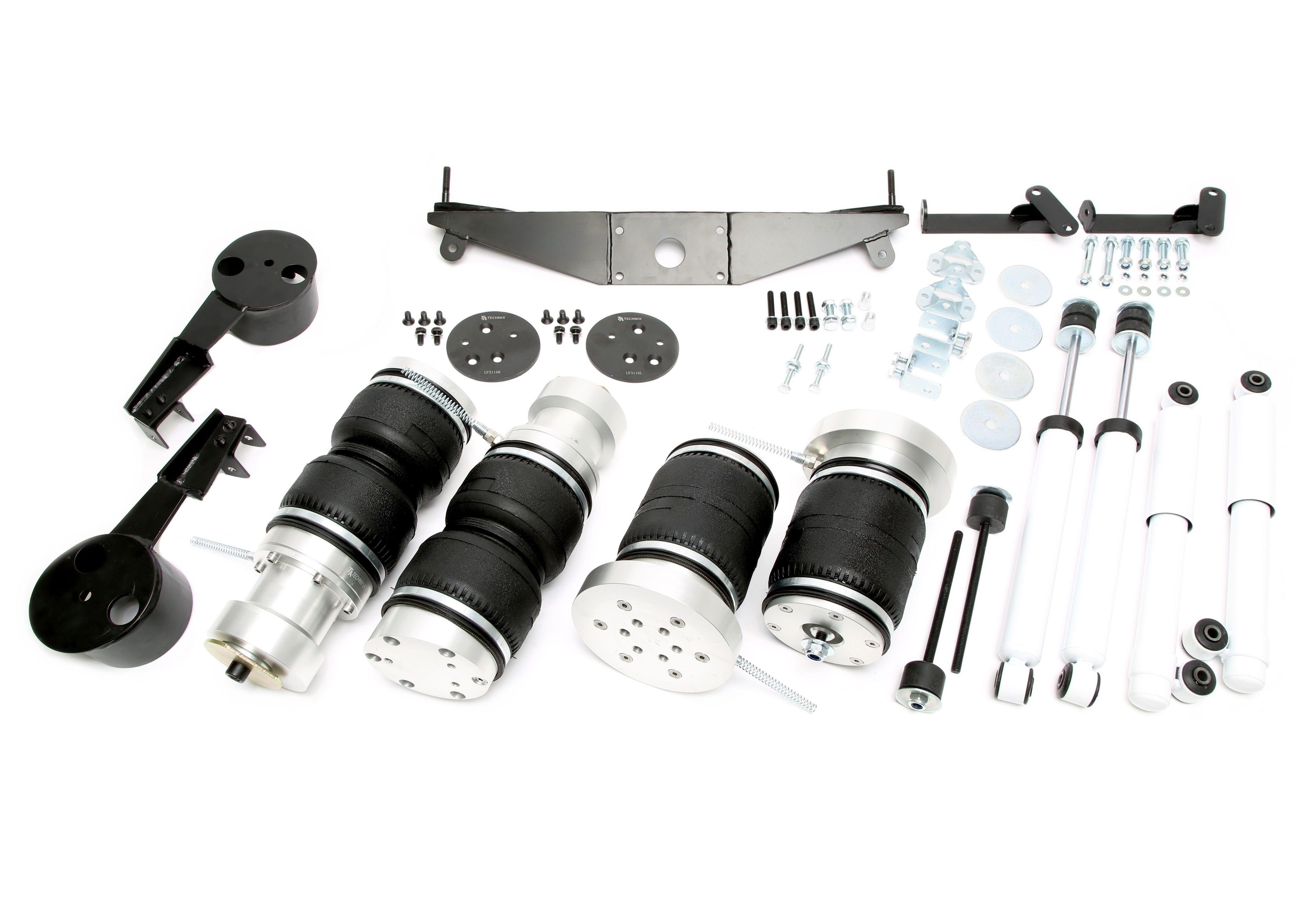 TA Technix Luftdämpfersatz für  Mercedes Benz  W123