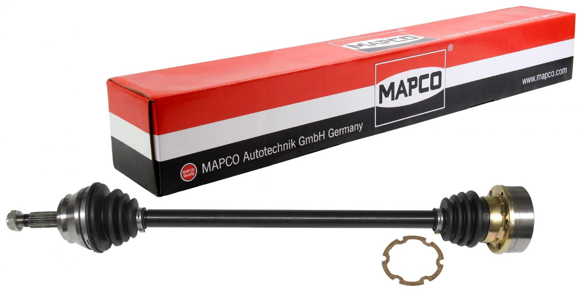 Mapco dünne & kurze Antriebswelle VW Audi Seat Skoda