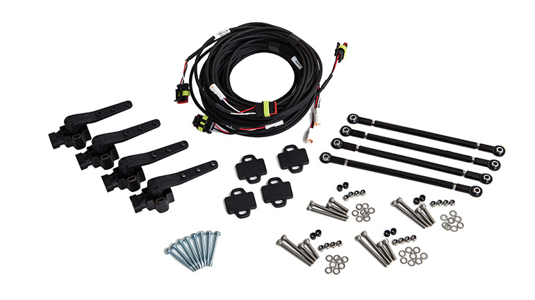 Airlift Performance Upgradekit 3P zu 3H