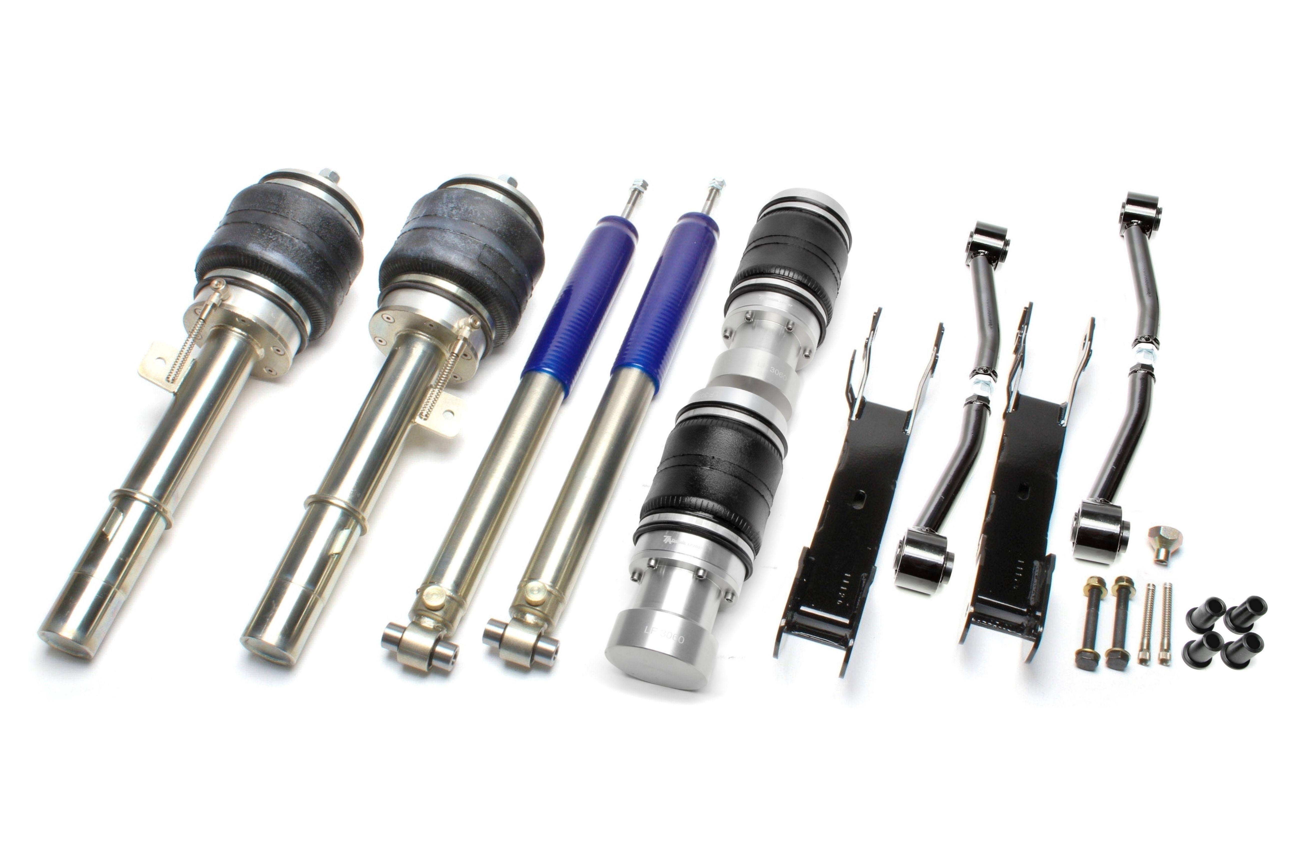 TA Technix härteverstellbarer Luftdämpfersatz für  BMW (1er E81, E82, E87, E88) (3er E90, E91, E92, E93)