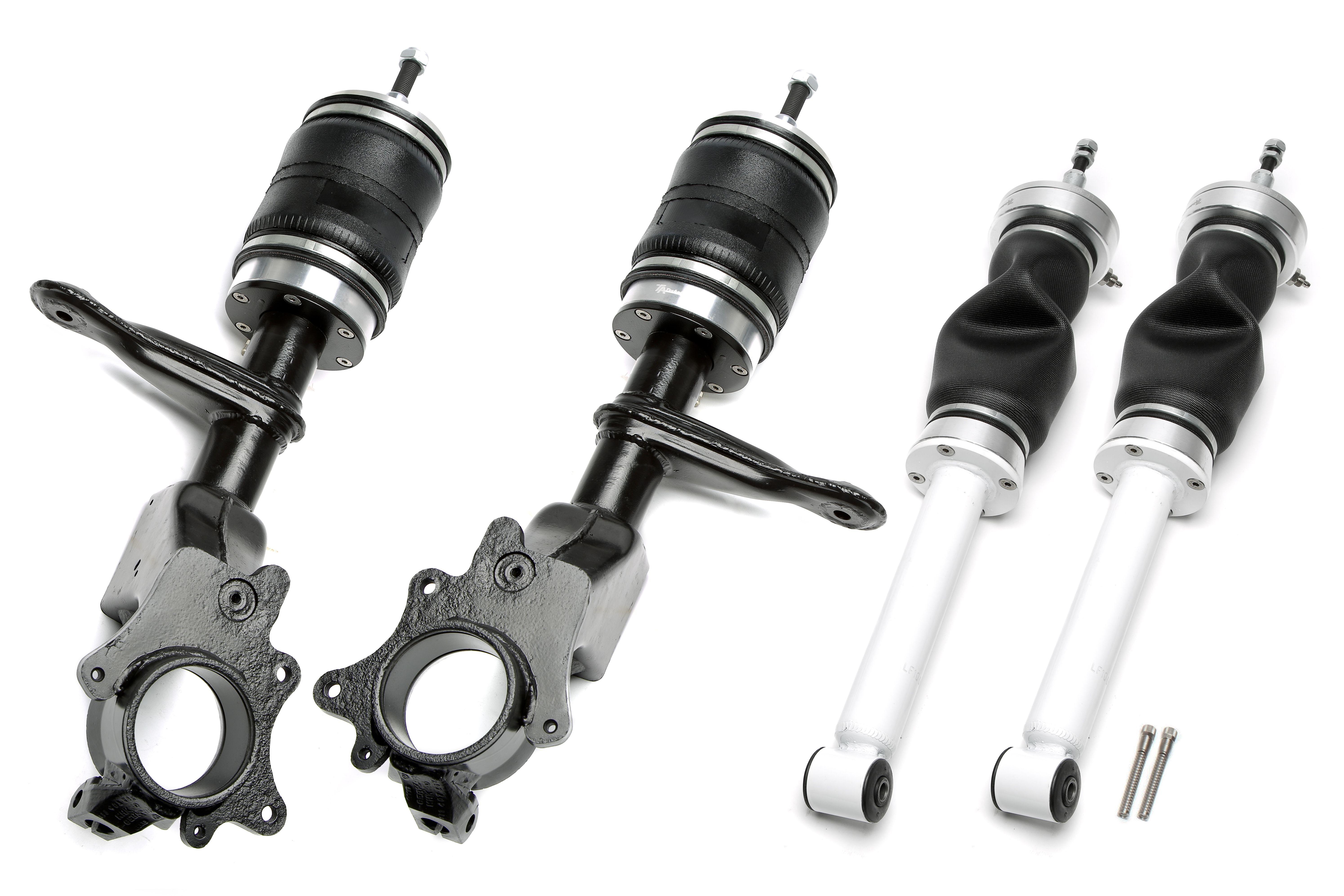 TA Technix Luftdämpfersatz für  Audi / Volkswagen (80/90 Typ 81,  Passat 32B)
